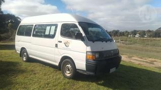 1997 Toyota Hiace Bus Photo