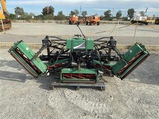 Ransomes MTD-5 6K FLT Hydraulic 5 Gang Mower (WA Ex Council) Photo