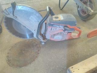 Husqvarna K970 Demolition Saw Photo