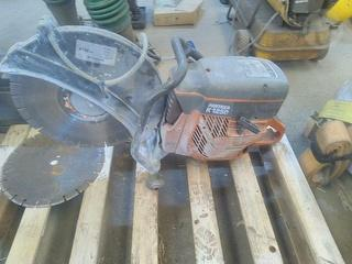 Husqvarna K1250 Demolition Saw Photo