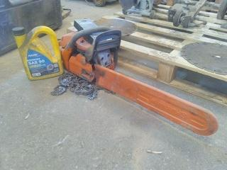 Husqvarna Chainsaw Photo