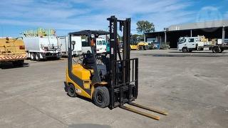 TCM FG18T9H Forklift (GP) Photo