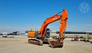 2017 Hitachi ZX360LC - 5B Excavator Photo