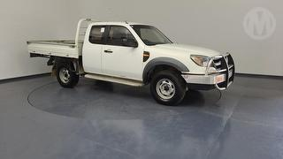 2010 Ford Ranger PK XL Dual Cab Chassis Photo