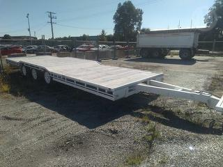 2003 Team Poly Tandem Trailer ATM 7,400kg Photo