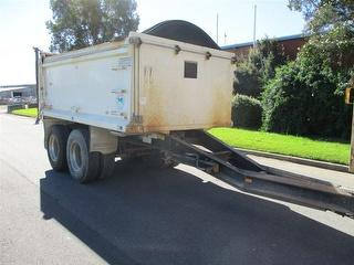 2012 Shephard A2PIG-180T Pig Trailer ATM 20,000kg Photo