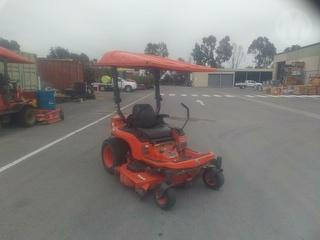 "Kubota ZD221 Zero Turn 54 "" Deck Mower (Ride on) Photo"