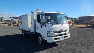 2012 Hino 300 716 Service Truck GVM 6,500kg Photo