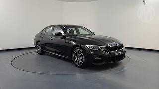 2019 BMW 3 Series G20 320d 4D Sedan Photo