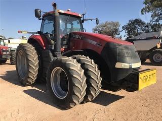 2011 Case IH Magnum 290 Tractor (NSW) Photo