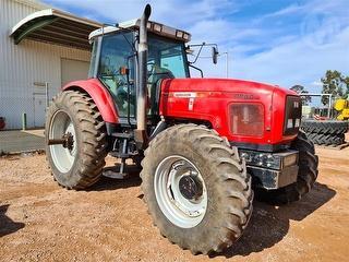 Massey Ferguson 8260 Tractor (NSW) Photo