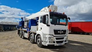 2013 MAN TGS35.440 EWP (Truck Mounted) GVM 35,000kg Photo