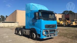 2013 Volvo FH540 Prime Mover (Ex Corporate Fleet) GVM 27,700kg Photo