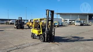 2014 Hyster H2.5TX Forklift (GP) Photo