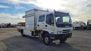 2007 Isuzu FRR Service Truck GCM 16,000kg Photo