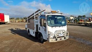 2010 Isuzu NLS200 4X4 Service Truck GVM 4,500kg Photo