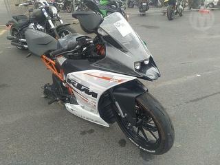 2014 KTM RC390 Motorcycle Photo