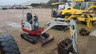 2014 Takeuchi TB216 Excavator Photo