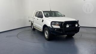 2016 Ford Ranger PX MKII XL 3.2D 4WD 4D Dual Cab Chassis Photo