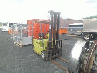 Clarke TM15 Forklift (GP) Photo