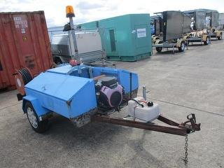 2001 Hills Water Snorter Water Jetting Unit ATM 750kg Photo
