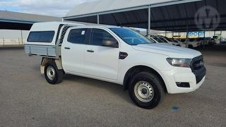 2016 Ford Ranger PX MKII XL 3.2D 4WD 4D Dual Cab Chassis (QFleet) Photo