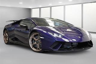 2019 Lamborghini Huracan Performante 2D Coupé Photo