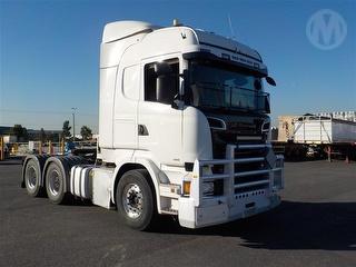 2015 Scania R620 Prime Mover GVM 28,500kg Photo