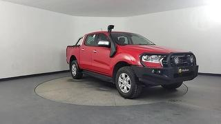 2018 Ford Ranger PX MKIII XLT 3.2D 4WD 4D Dual Cab Utility Photo
