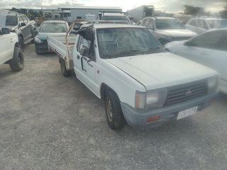 1995 Mitsubishi Triton MJ 4X2 Cab Chassis Photo