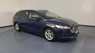 2016 Ford Mondeo MD AMBIENTE TDCi 5D Station Wagon Photo