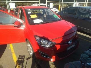 2012 Hyundai i20 5D Active Hatch Photo