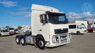 2012 Volvo FH Prime Mover GCM 70,000kg Photo