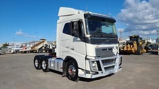2014 Volvo FH16 Prime Mover GCM 70,000kg Photo