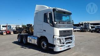2014 Volvo FH Prime Mover GCM 70,000kg Photo
