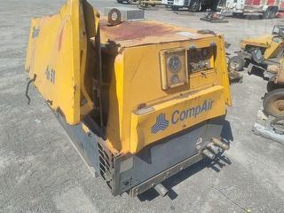 Compair Holman 51 Compressor Photo