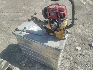 Unknown Rail Drill Miscellaneous Photo