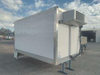 2016 Refrigerated Truck Body Photo