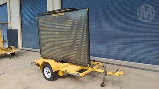 2008 Giga Signs Custom Variable Message Board ATM 700kg Photo