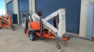 2009 Snorkel MHP 13at Boom Lift (Trailer mounte ATM 1,520kg Photo