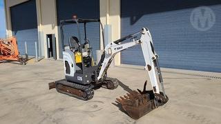 2015 Bobcat E20 Excavator Photo