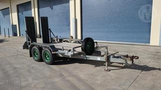 2013 Persal And Company Custom Plant Trailer ATM 4,500kg Photo