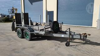 2001 Persal And Company Custom Plant Trailer ATM 4,500kg Photo