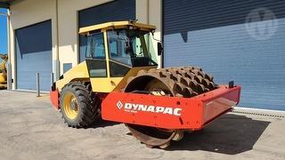 2003 Dynapac CA512 Roller (Compactor) Photo