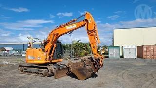 2012 Doosan DX140LCR Excavator Photo