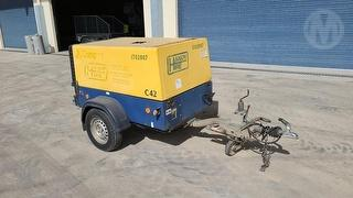 2005 Compair C42 Compressor (Industrial) ATM 1,025kg Photo