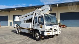 2005 Isuzu FTR900 Long EWP (Truck Mounted) GCM 24,000kg Photo