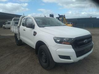 2016 Ford Ranger PX MKII XL HI-RIDER 2.2D RWD 4D X-cab Chassis Photo