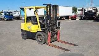 Hyster H3.5TX-2G Forklift (GP) Photo