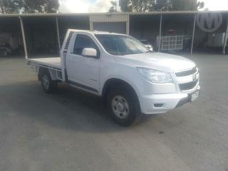 2015 Holden Colorado RG LS Cab Chassis Photo